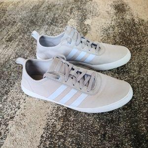 Adidas ortholite float grey casual sneaker sz 7